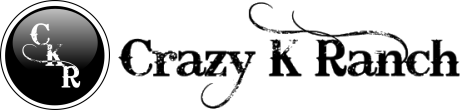 Crazy K Ranch Logo