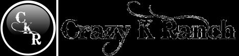 Crazy K Ranch Logo